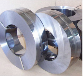 Cina Customized Width Cold Rolled Stainless Steel Strip 410 / 430 / 409 pemasok