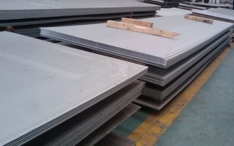 Cina Finish Hot Rolled Stainless Steel Duplex Plate 2205 / S31803 SS Plate S31803 pemasok