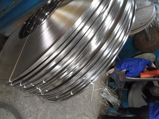 Cina 201 J4 Stainless Steel Coils High Copper Version Stainless Steel Strip pemasok