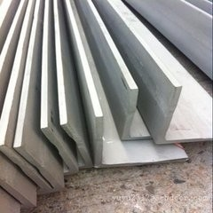 Cina 316L Stainless Steel Cold Drawn Steel Bar Equal Angle / Unequal Angle Bar Pickled pemasok