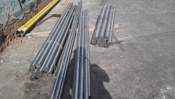 Cina Inconel 718 Stainless Steel Round Bar UNS N07718 DIN W. Nr. 2.4668 Nickel Alloy Round Bar Inconel 718 pemasok