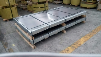 Cina High-Strength HC420LAD Galvanized Metal Sheet Special Use Surface Treatment Rubber Steel Sheet pemasok