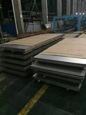 Cina 316L Stainless Steel Plate 1mm 0.3mm Thick Steel Sheet Metal For Industry pemasok