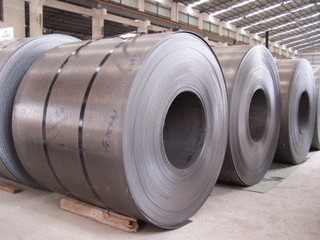 Cina SPCC DX51D+Z Zinc Coating Galvanized Steel Coils ID 508mm / 610mm Corrosion Resistance pemasok