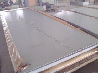 Cina Hot Rolled / Cold  Rolled 2mm Thick 316l Stainless Steel Sheet For Construction pemasok