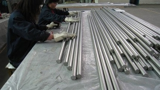 Cina Monel 400 / Uns N04400 / W.Nr 2.4360 To Stainless Steel Round Rod 304 Weld Rod pemasok