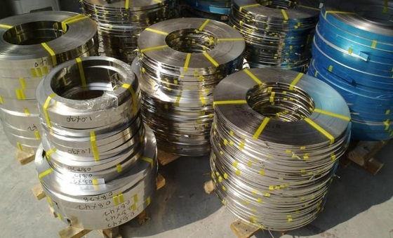 Strip Stainless Steel BA Anil Terang