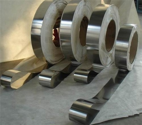 430 2B / BA Finish Strip Stainless Steel
