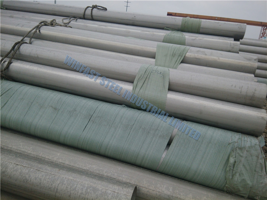 Cina Industru Large Diameter LSAW ERW EFW 304 304L 321 316L 309S 310S Stainless Steel Welded Tubes Pipes pemasok