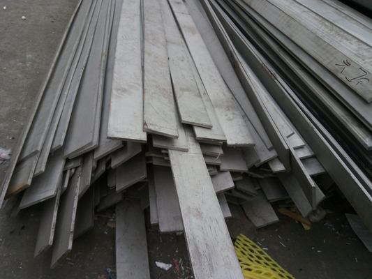 Cina 0.5mm-150mm Thickness Stainless Steel Flat Bar / 201,202,301,304,304L,309S,310S,316,316T pemasok