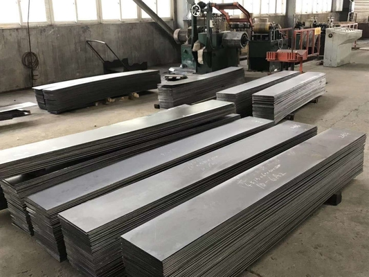 Cina DIN 1.2083 / AISI 420 S136 4Cr13 Cold Rolled Stainless Steel Strips Bright and Annealing pemasok