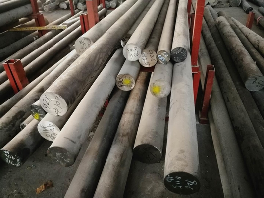 Cina 440A Stainless Steel Round Rod, Stainless Steel Round Bar 440A pemasok