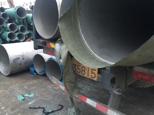 Cina ASTM A564 Type 630 UNS S17400 Stainless Steel Tube Seamless Cold Roll Pipe pemasok