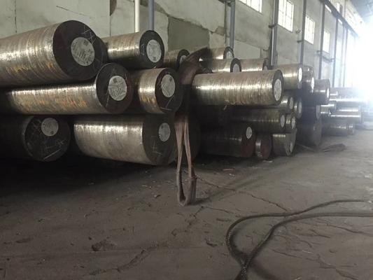 Cina ASTM AISI UNS S41400 Stainless Steel Rod, 414 Stainless Steel Ditempa Bar pemasok