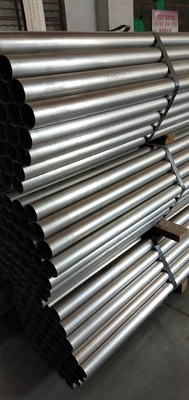 SUH 409L Stainless Steel Pipa Las, Tubing Knalpot Stainless Steel