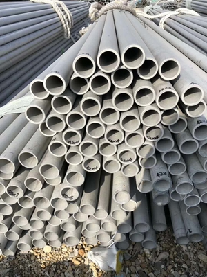 ASTM A213 Penukar panas Stainless Steel Seamless Tube SUS304 19OD X 2mm Tebal X 6000mm Panjang