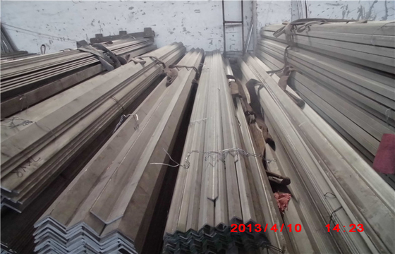 Sus304 Sudut Stainless Steel 10mm - 300mm OD
