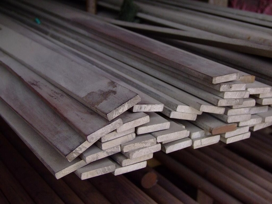 Cina Hot rolled / Dingin digulung Stainless Steel Datar Bar Stock Grade 304 304L 316L pemasok