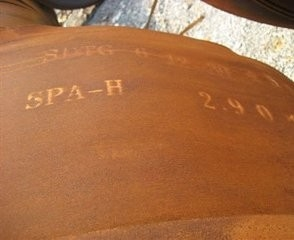 SPA-H Weathering Alloy Steel Plate / Coil for Container , Corten Steel Plate