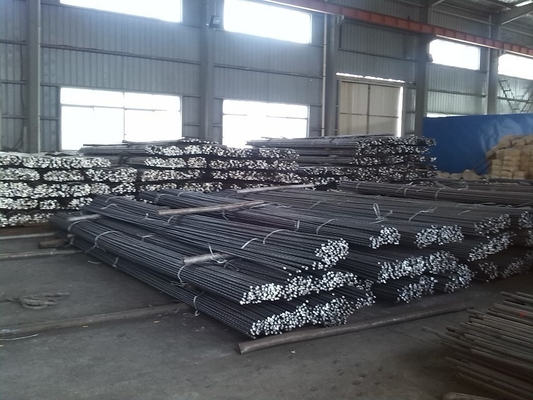 Panjang 12m Stainless Steel Flat Rod, Astm A479 316l Aisi 316 SS Round Bar
