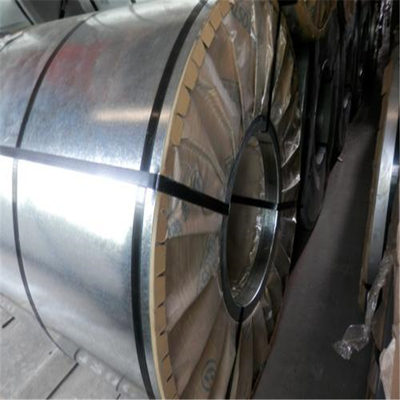 GI Hot - mencelupkan Galvanized Steel Coils High Strength Steel Plate, Ketebalan 0.3mm - 10mm