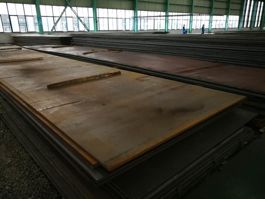 ASTM A558 S355J2WP + N Mechanical Properties Corten Pelat Baja 8mm * 2000 * 6000MM