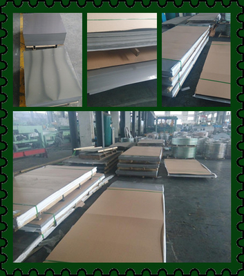 Copper Nickel Alloy Monel 400 Monel K500 High Strength Steel Plate / Monel Sheet