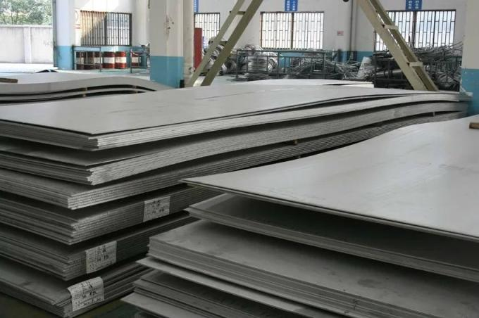 NM400 Wear Resistant thin stainless steel plates 3mm High Strength