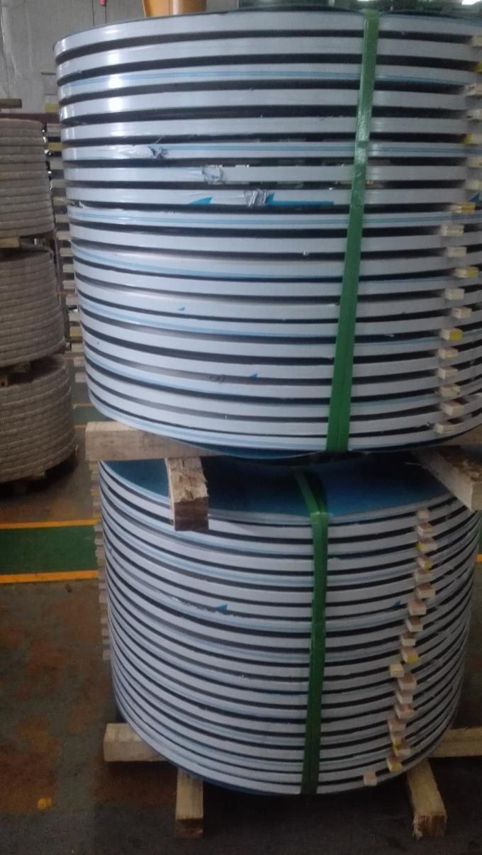 0.2-3mm Aisi SS 201, SS 304, SS 316L Cold Rolled Stainless Steel Strip For Banding