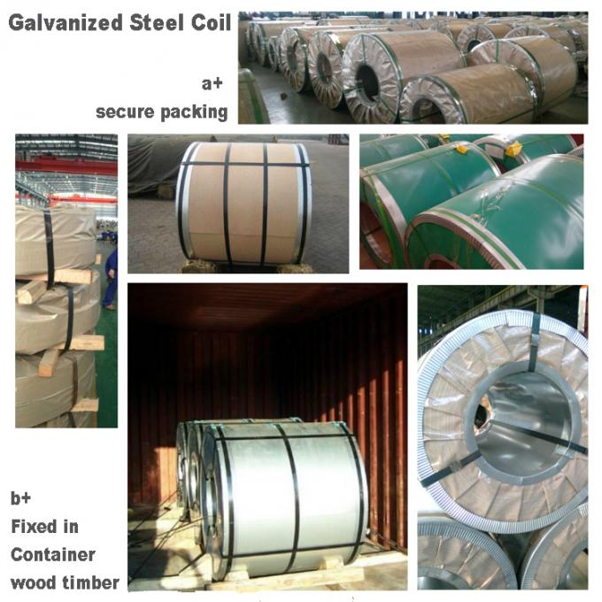 Hot Dip Galvanized Steel Coil, Carbon Steel, Galvanized Hot Rolled Steel Coil