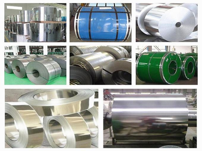 Factory Stainless Steel 304 Stainless Steel Metal Stainless Steel Coil Direct Mill