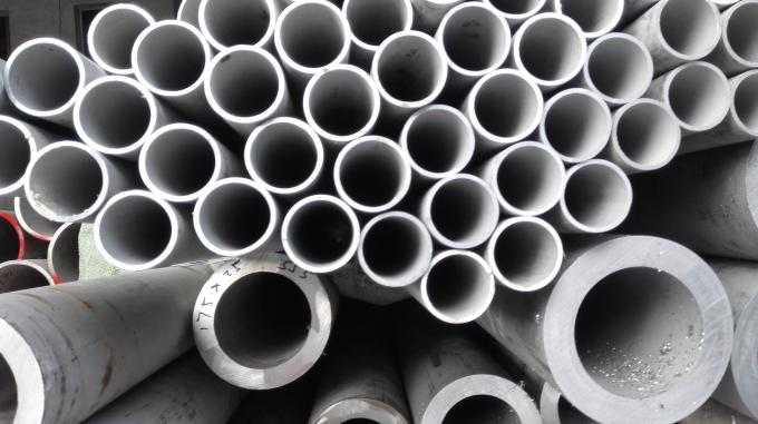 SUS630 Stainless Steel Tube 17-4PH Tube Martensitic Precipitation Hardening Stainless Steel Pipe